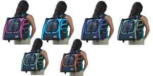 Pet Gear I-GO2 Traveler Roller Backpack colors