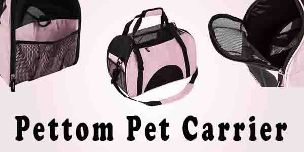 Pettom Pet Carrier (Cats Love It)!