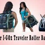 Pet Gear I-GO2 Traveler Roller Backpack Review