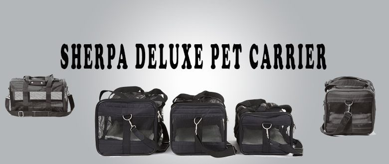 Sherpa Deluxe Pet Carrier- Trustworthy Carrier for Your Cat!