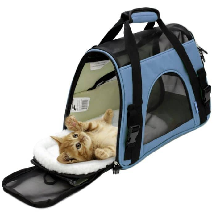 Oxgord's Airline Approved Pet Carrier