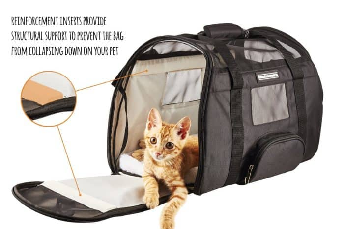 Caldwell's Airline Cat Carrier