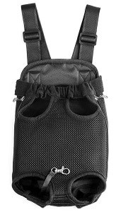 5. Geepet's Front Facing Pet Carrier for walking, hiking, and motorcycle