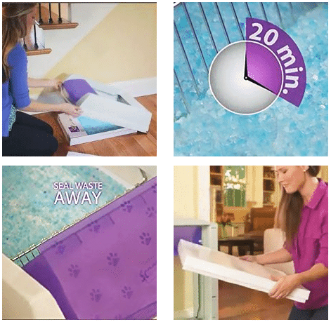 scoopfree ultra self-cleaning box